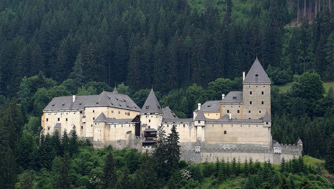 замок Моосхам