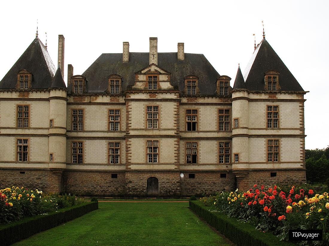 замок Корматен