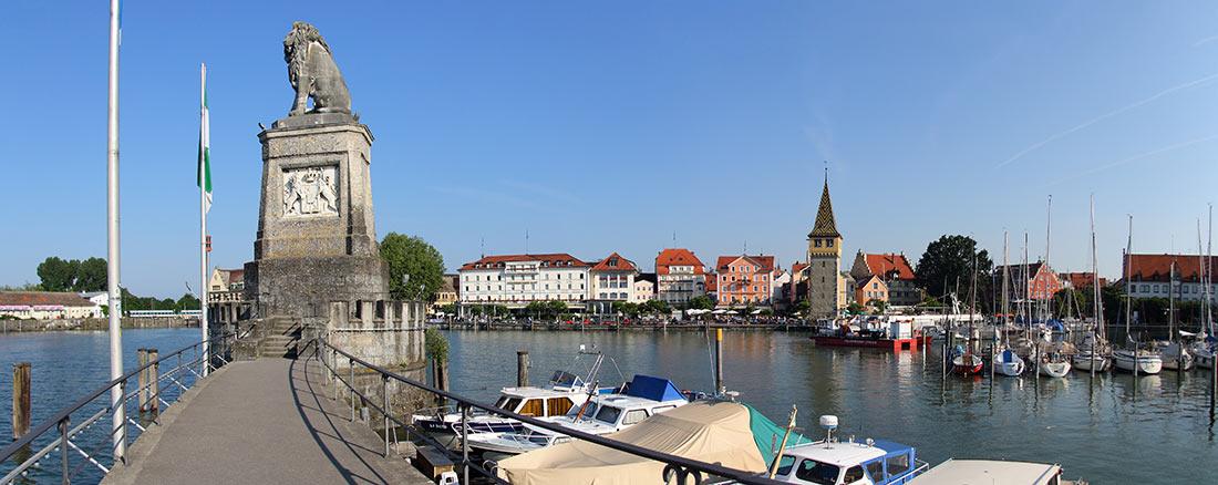 сказочные города Германии