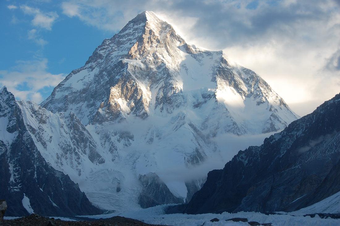 самые высокие горы