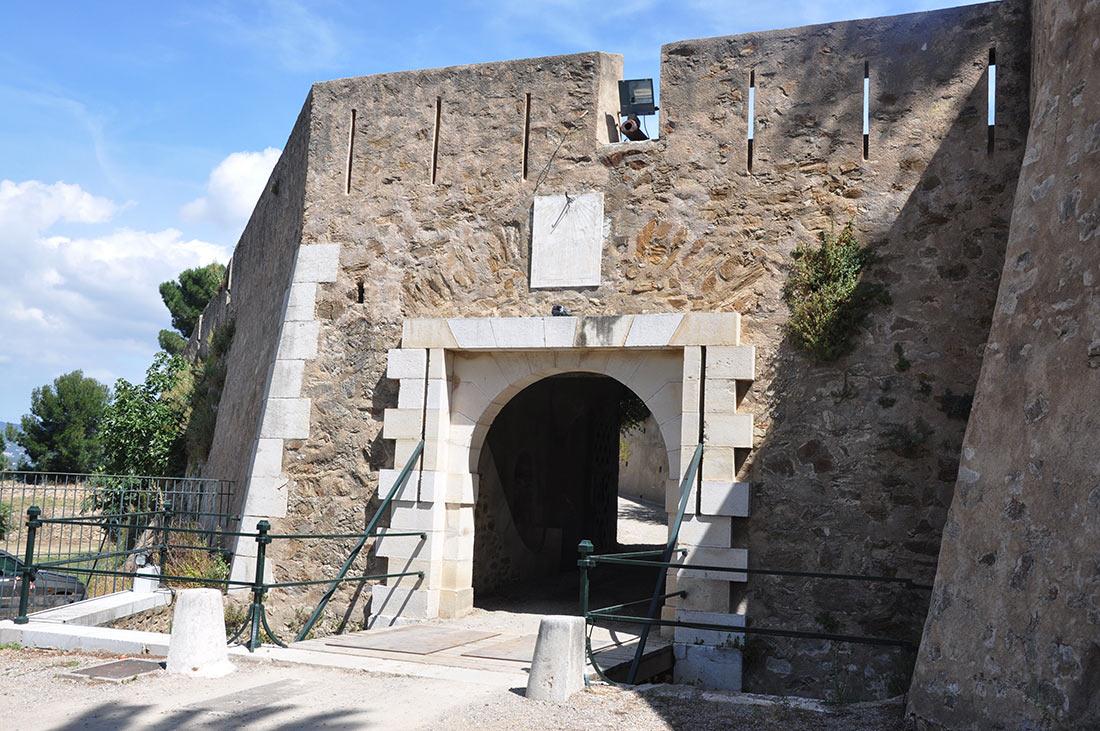 Цитадель в Сен-Тропе