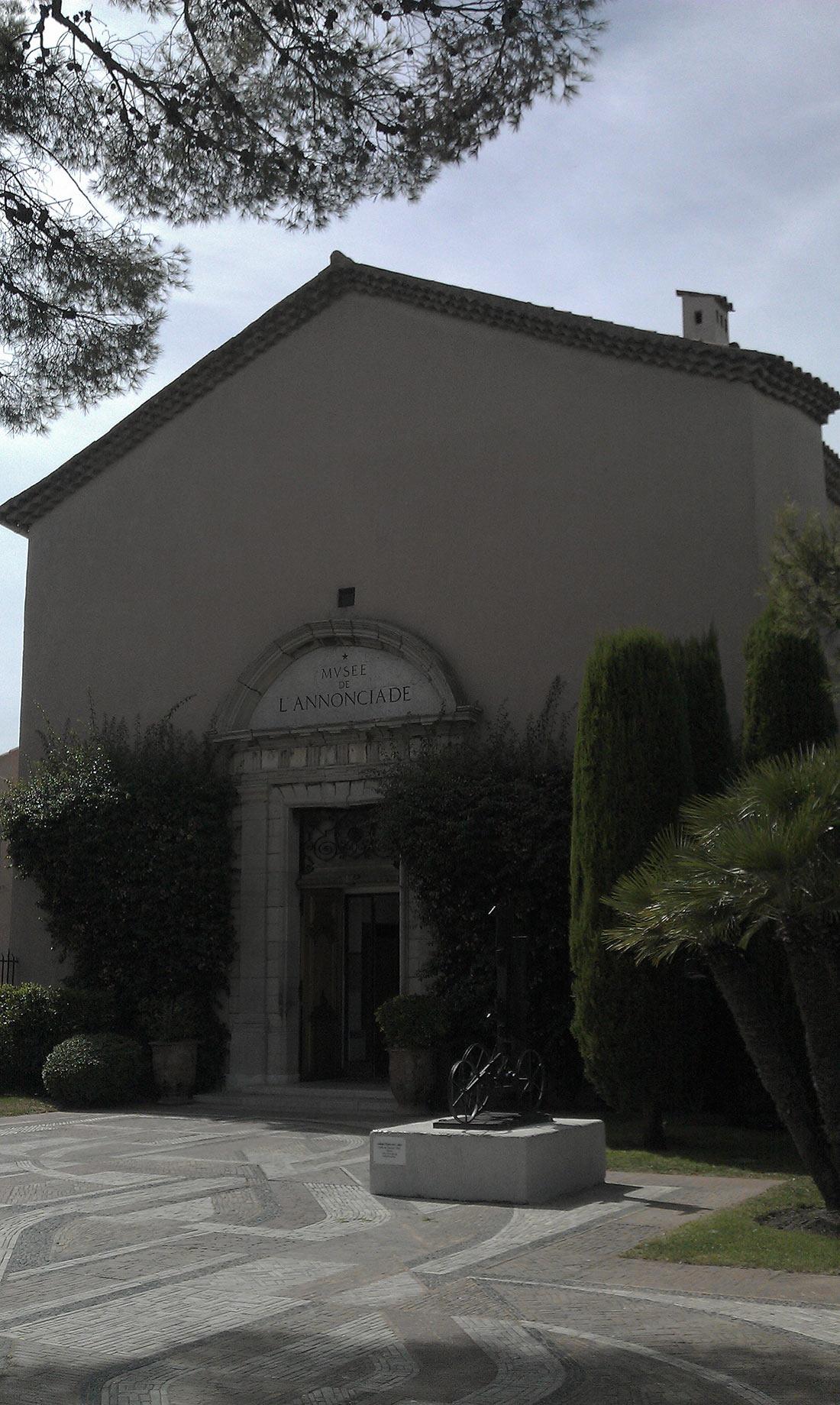 Благовещенский музей в Сен-Тропе