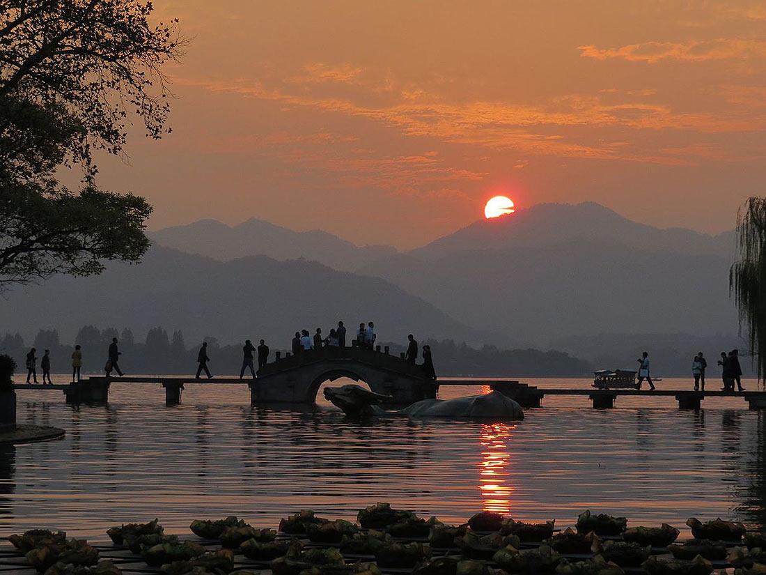 озеро Сиху