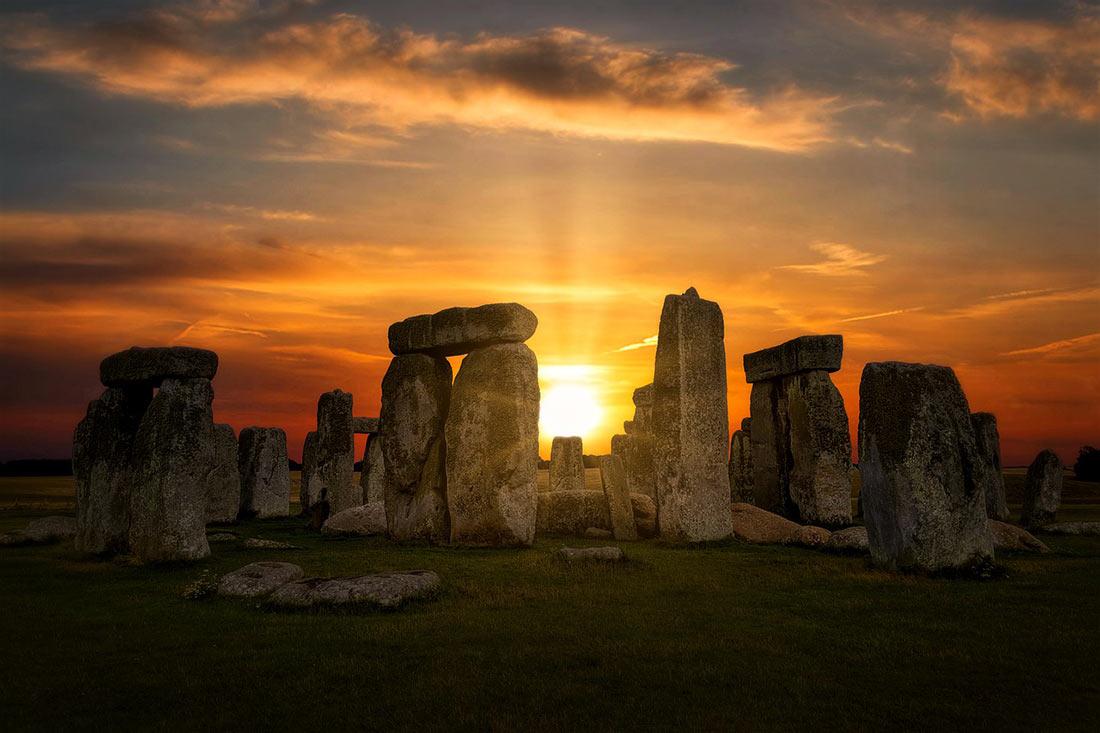 Стоунхендж (Stonehenge)