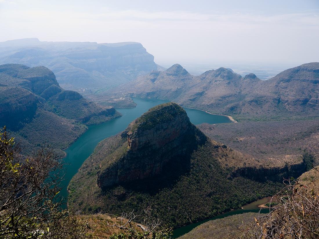 Каньон реки Блайд