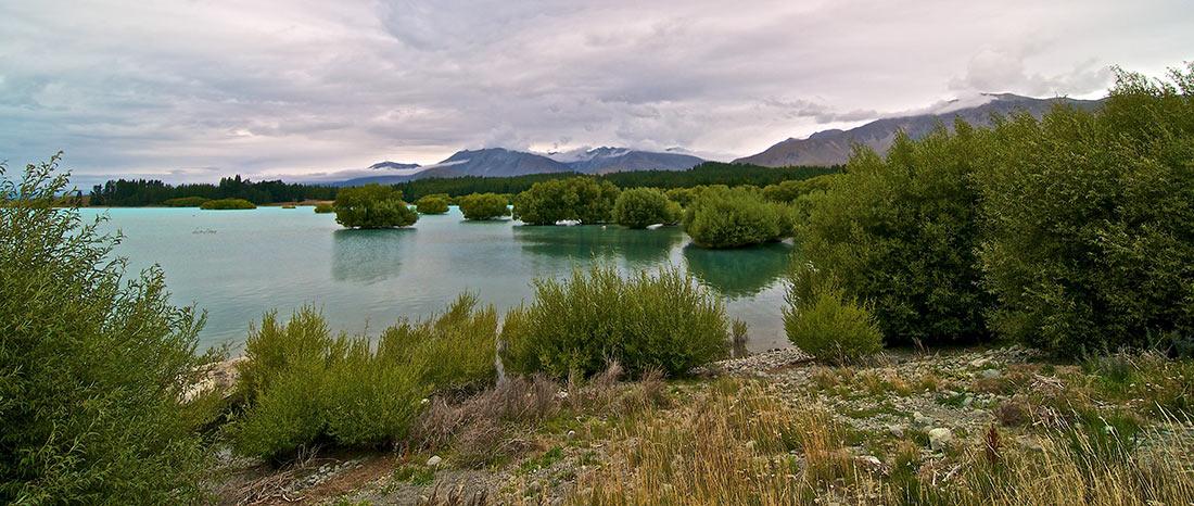 озеро Текапо