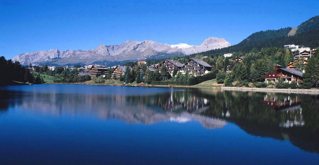 Кранс-Монтана, Швейцария