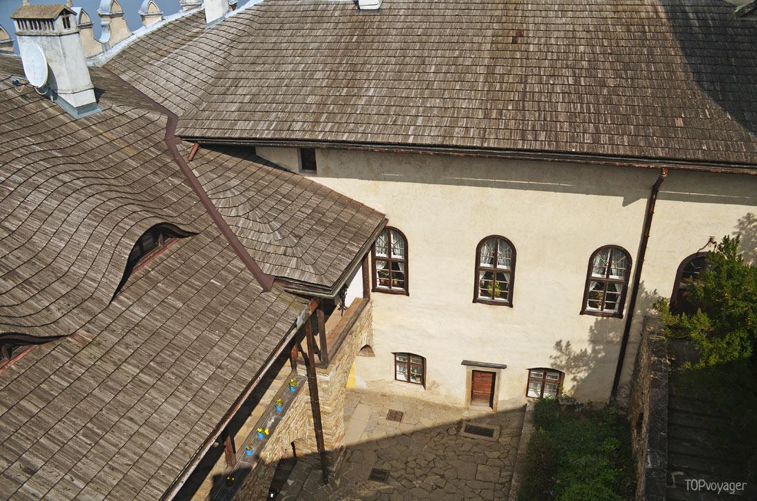 замок Недзица
