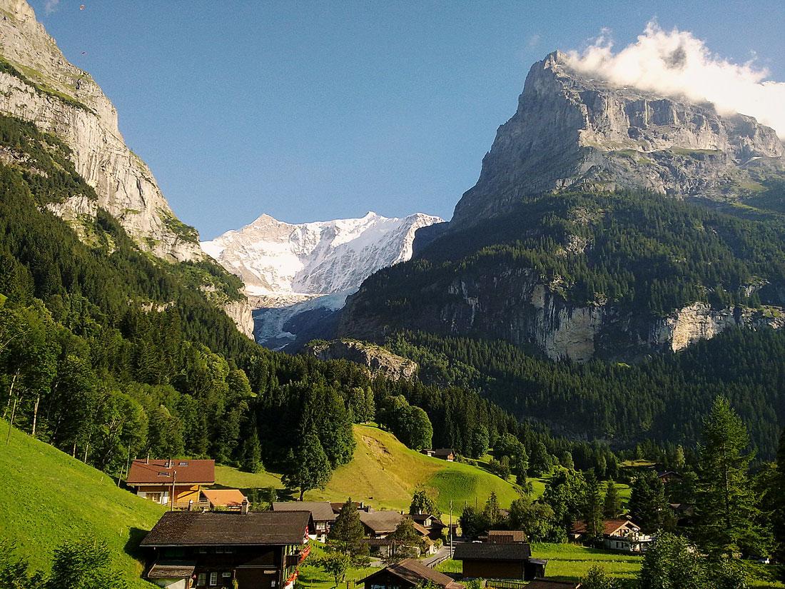 Гриндельвальд, Швейцария