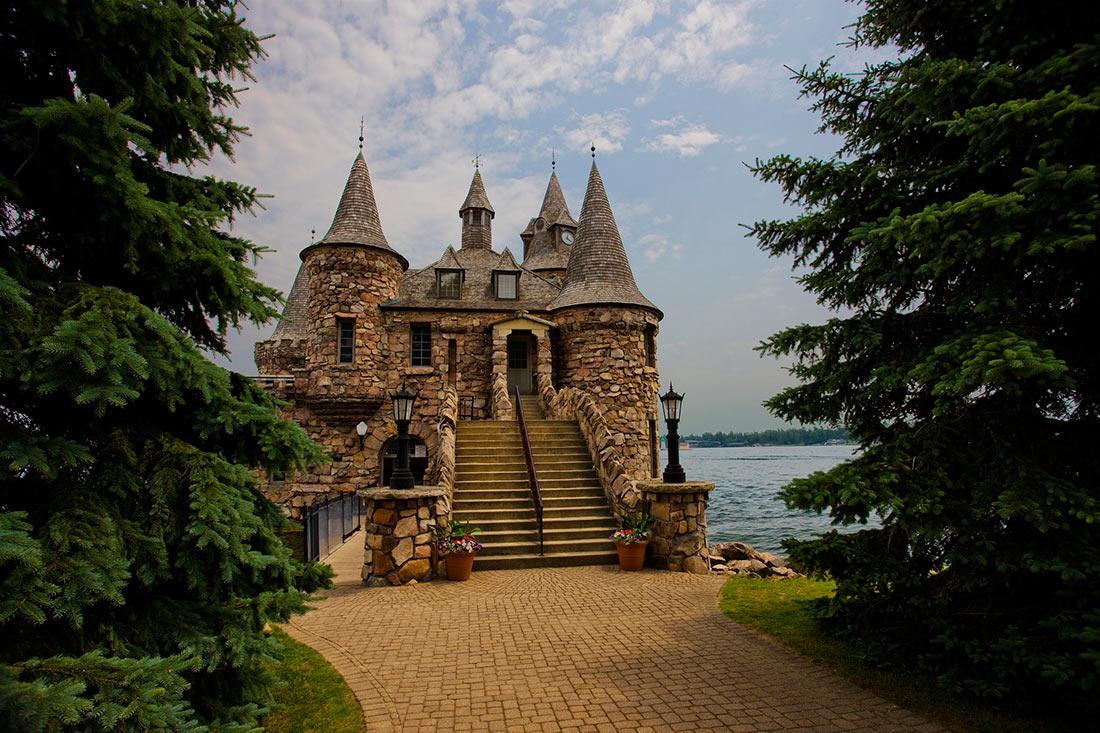 замок Больдта