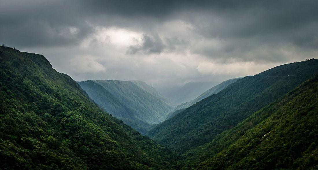 Маусинрам, Индия
