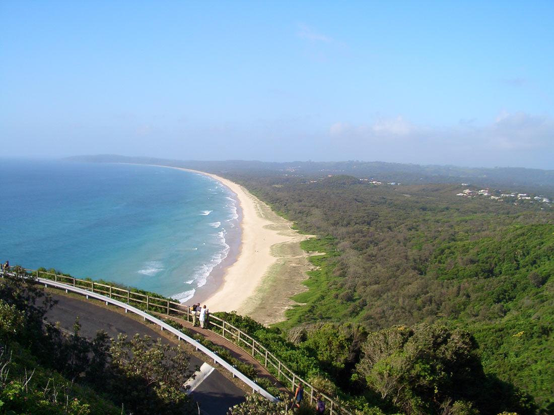 Мыс Байрон (Cape Byron)