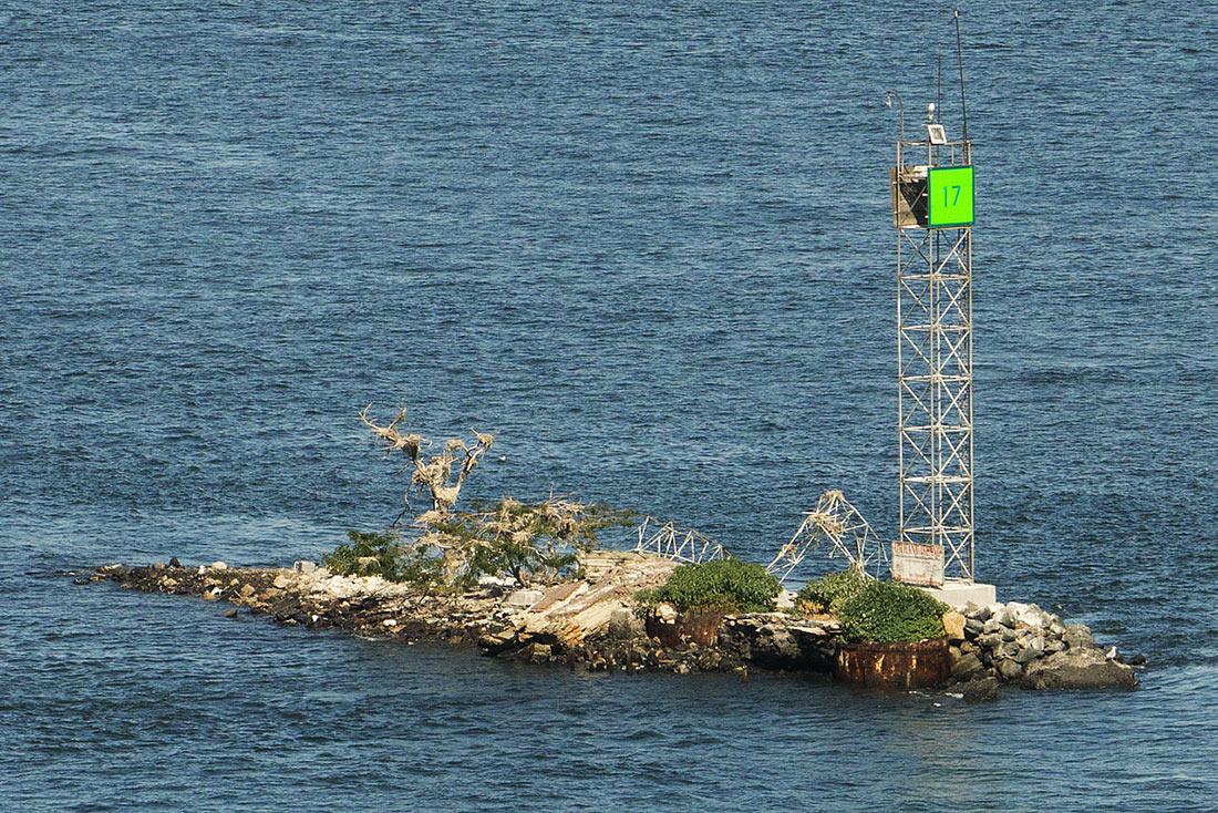 Остров Белмонт (У-Тант)