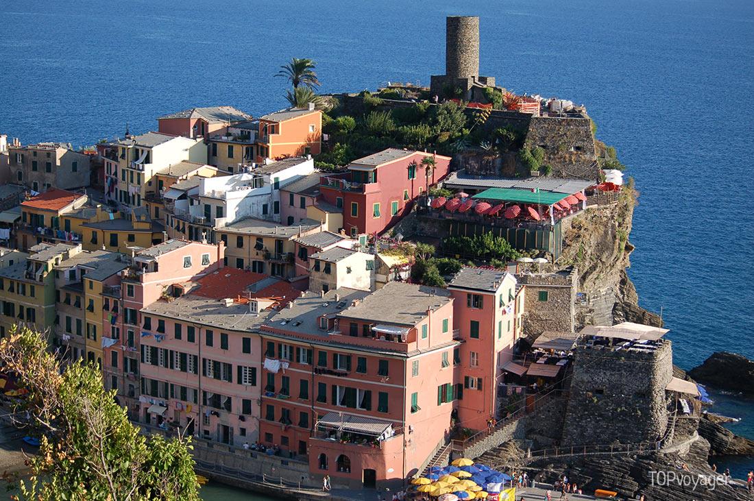 Пять земель (Cinque Terre)