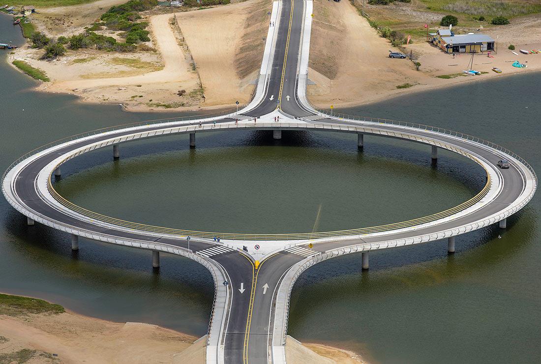 мост Лагуна Гарсон