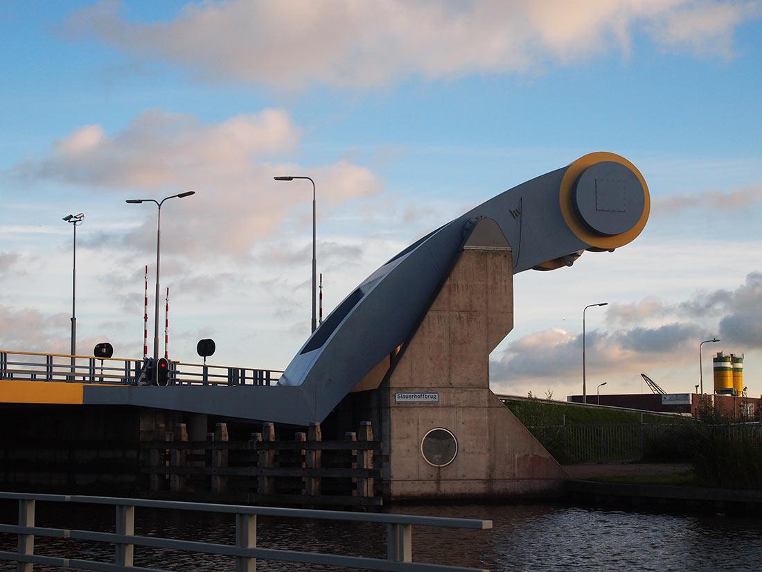 мост Слауэрхоф
