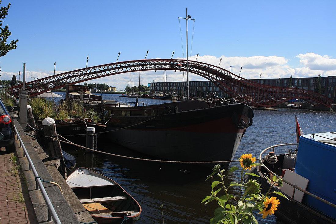Мост Питон Нидерланды