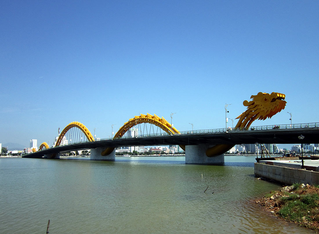 Мост Дракона Вьетнам