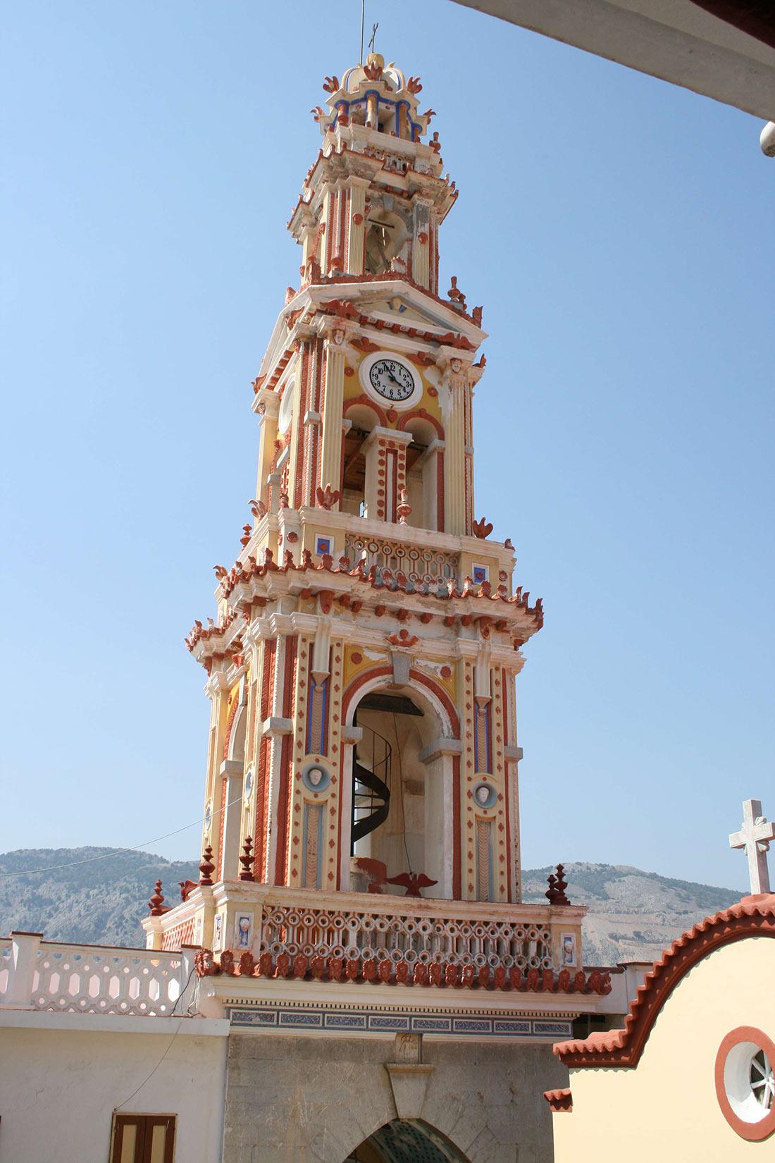 Монастырь святого Архангела Михаила