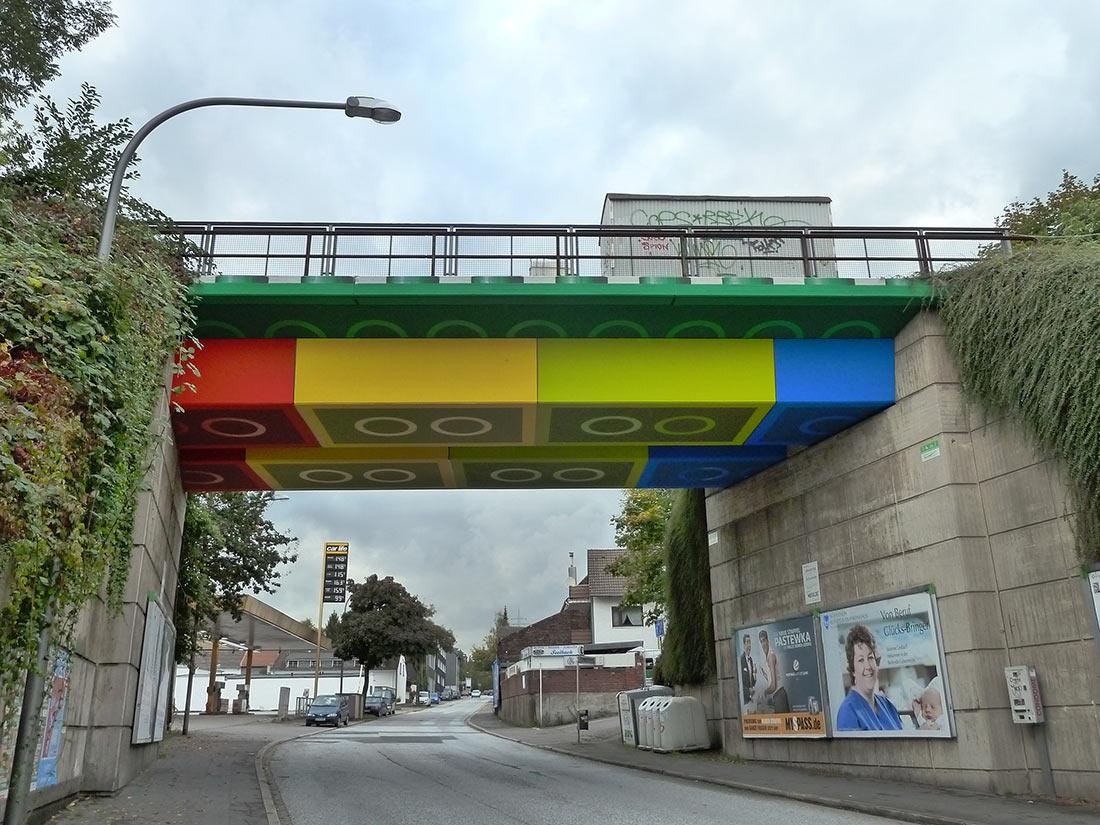 Мост Лего Германия