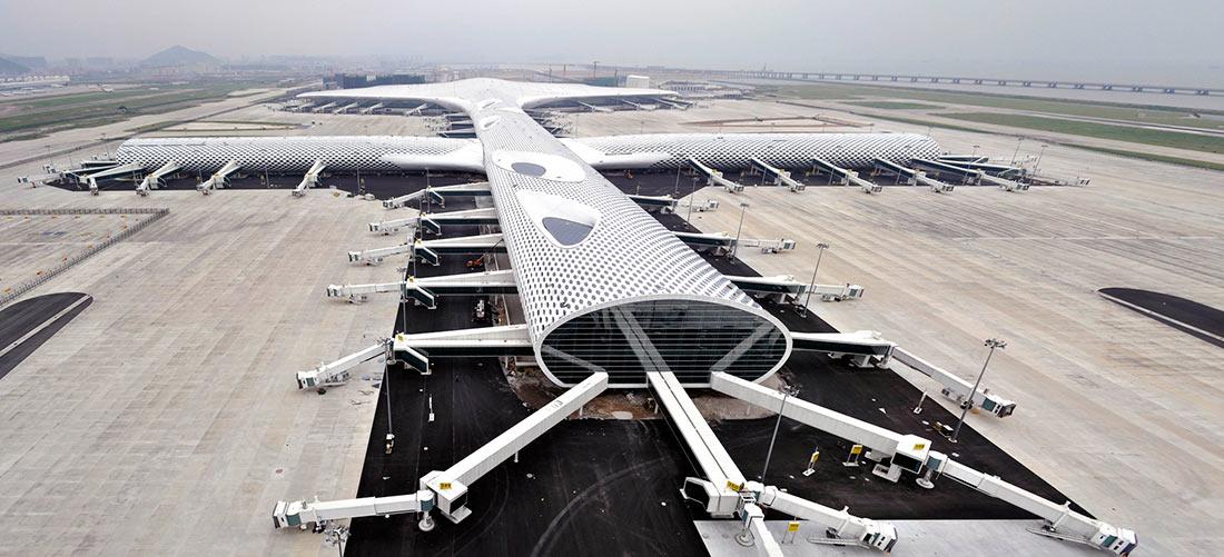 самые красивые аэропорты
