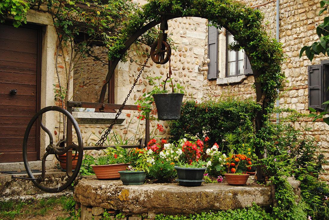деревни Франции