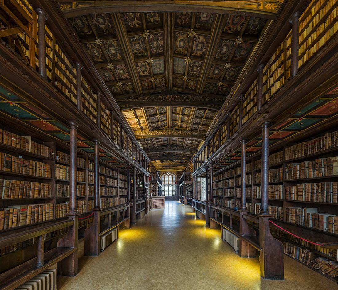 Бодлианская библиотека
