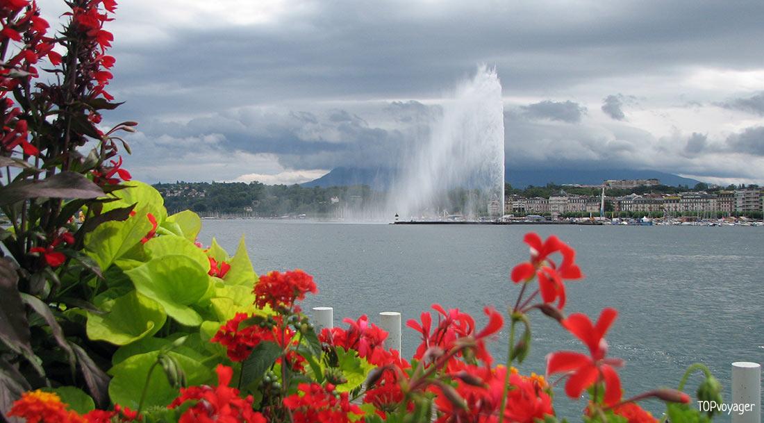 самые красивые места Швейцарии