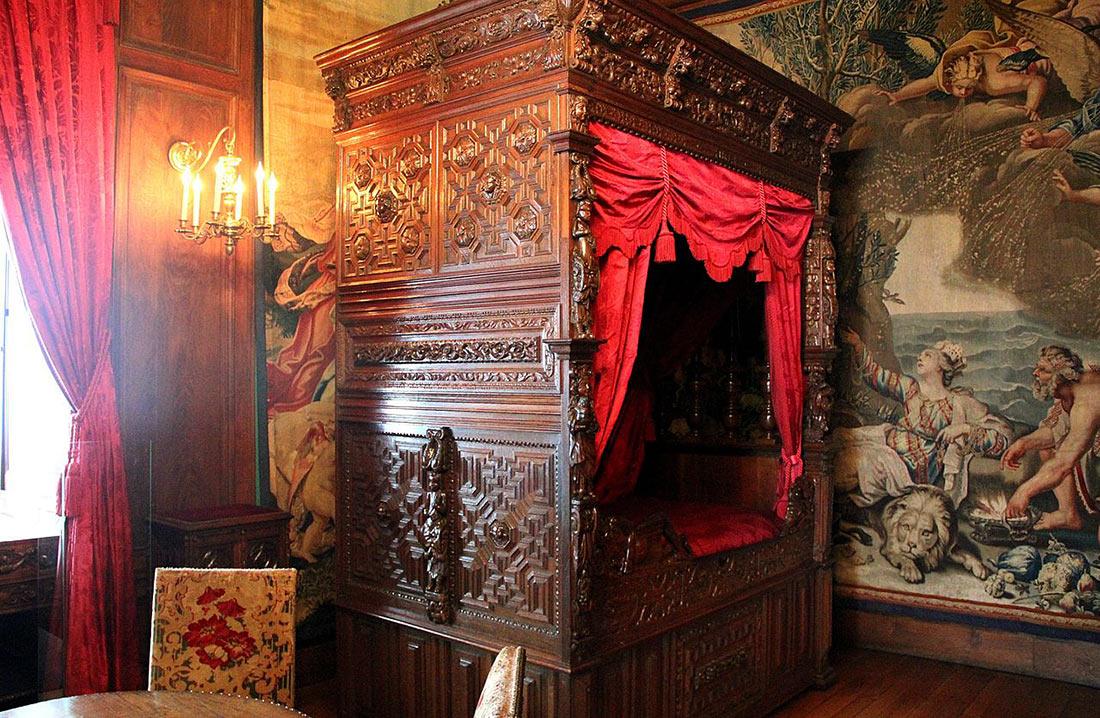 королевские спальни