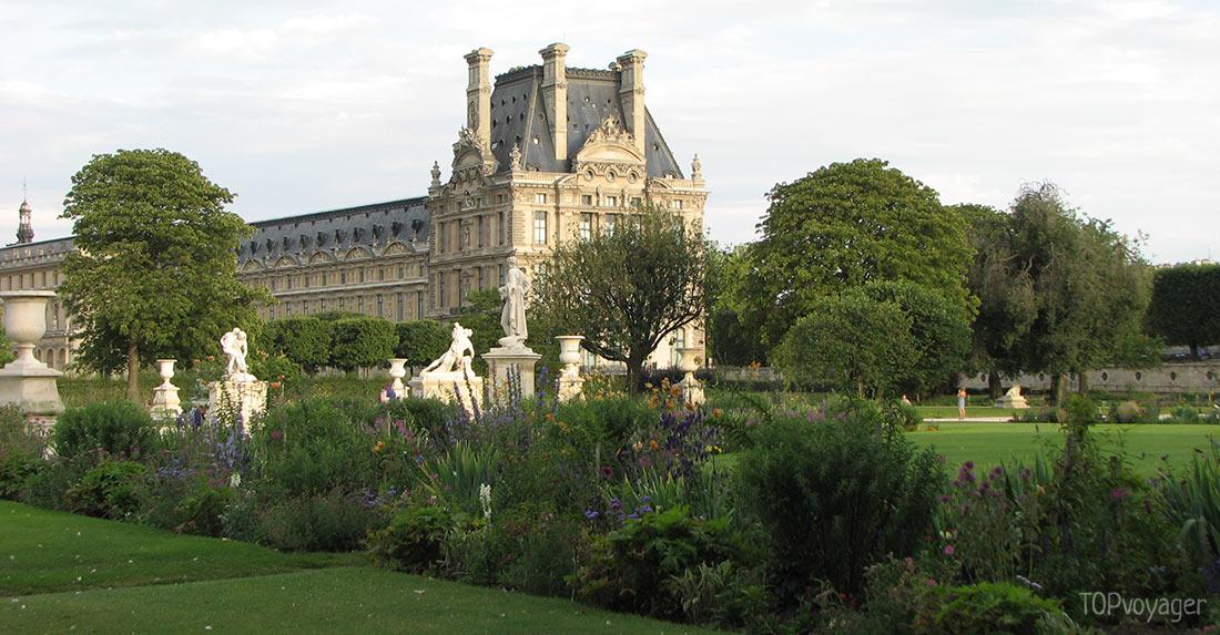 как отдохнуть весной во Франции
