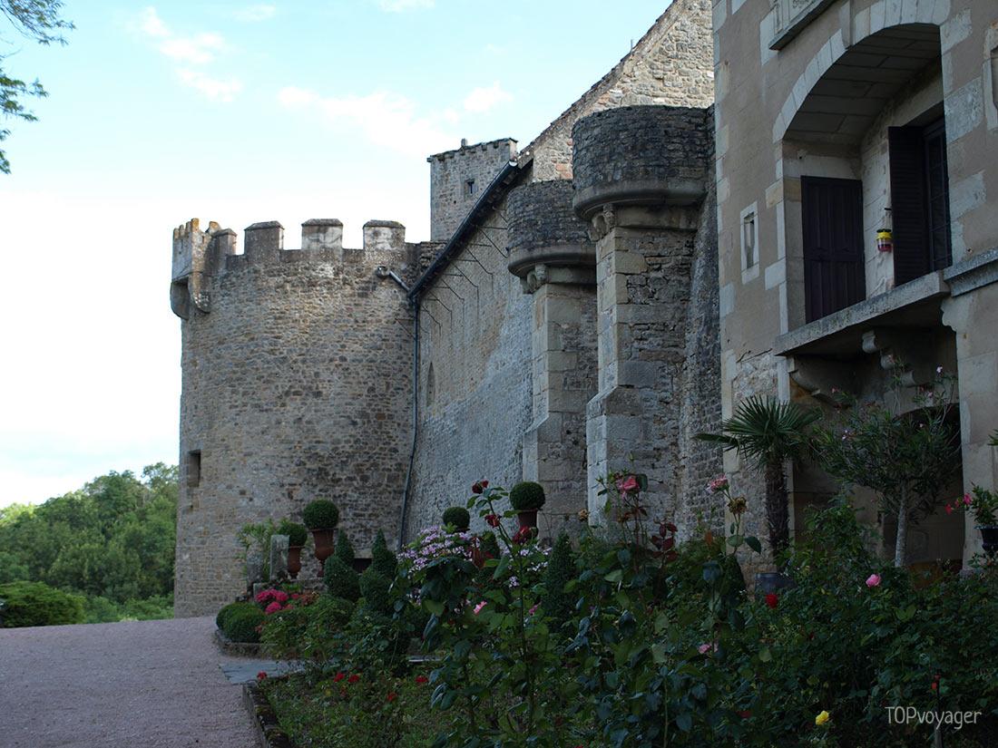 замок Куш