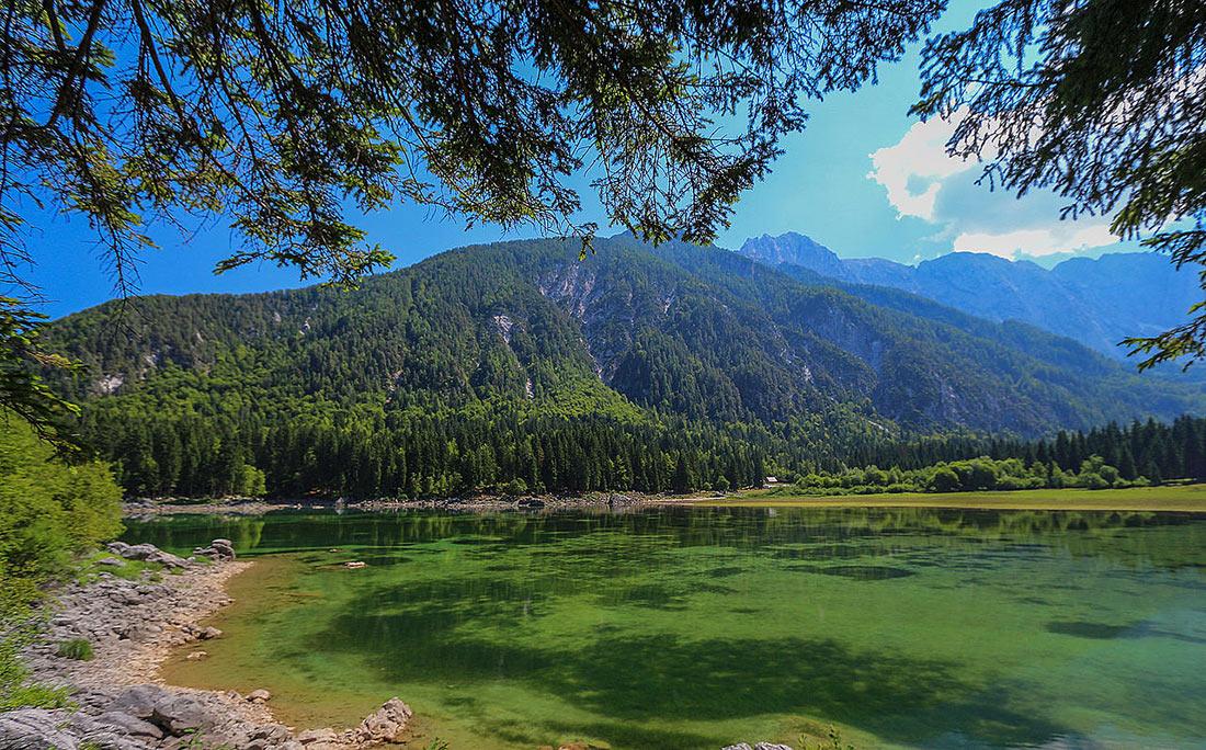 Озера Фузине