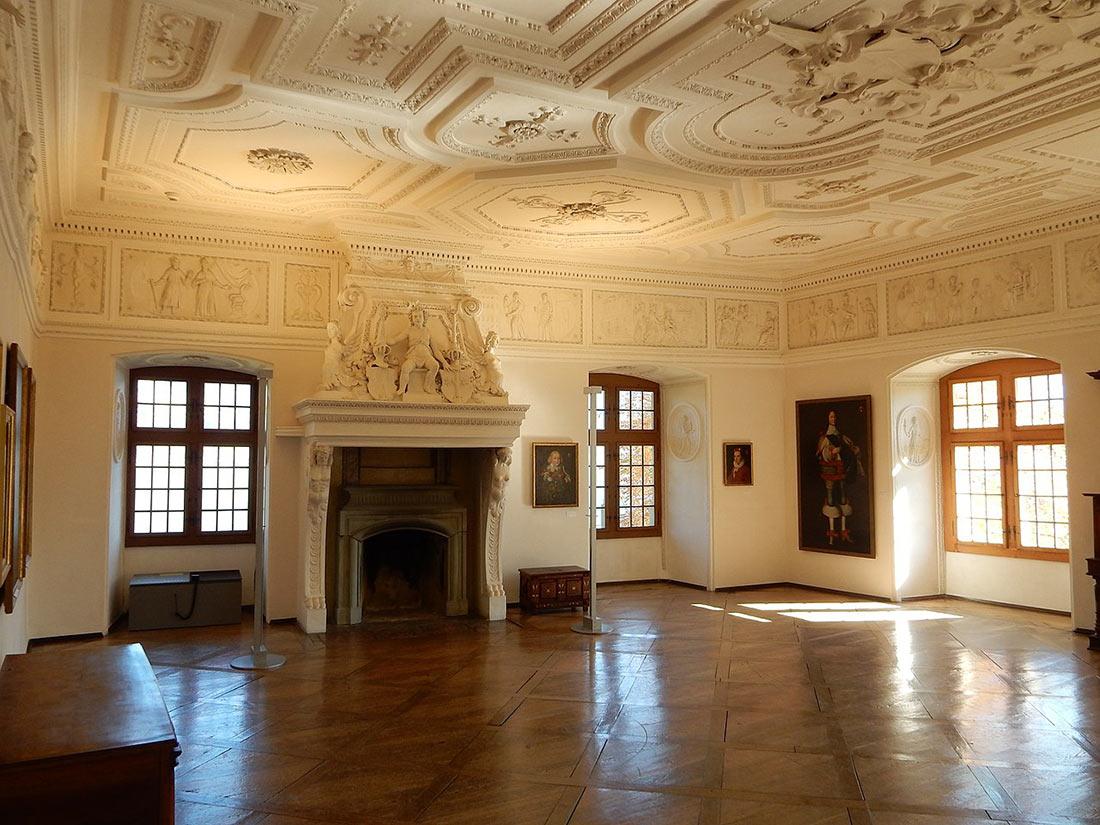 Замок Шпиц