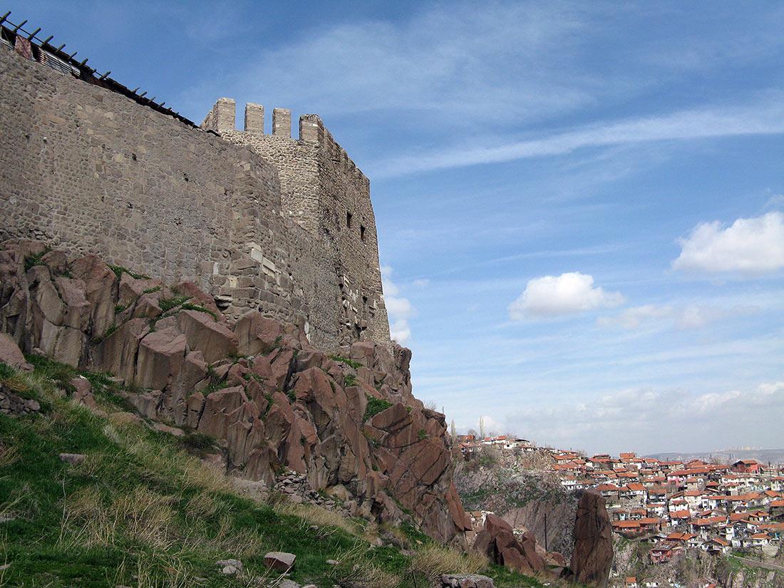 замок Анкары