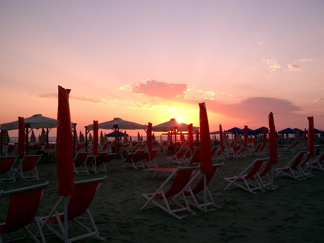 Виареджо, Тоскана