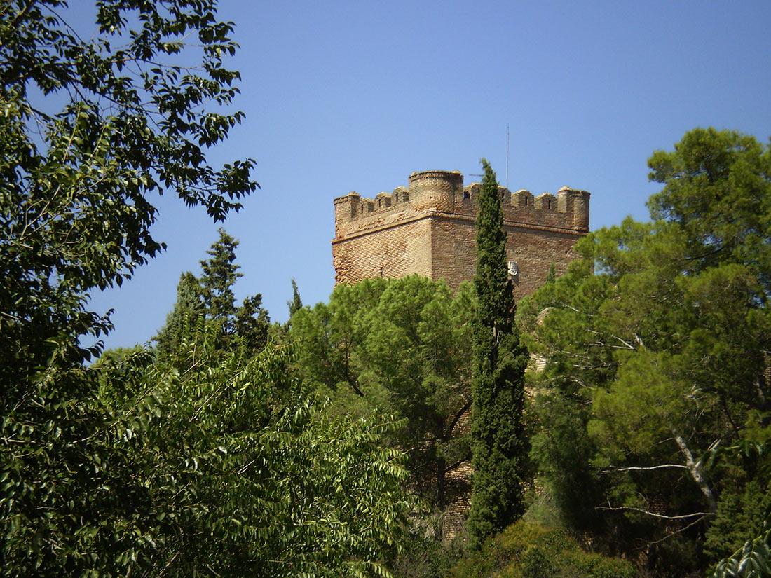Замок Батрес