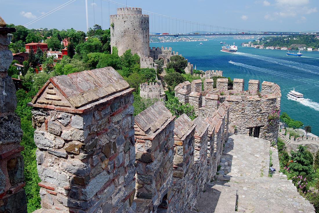 Крепость Румелихисар