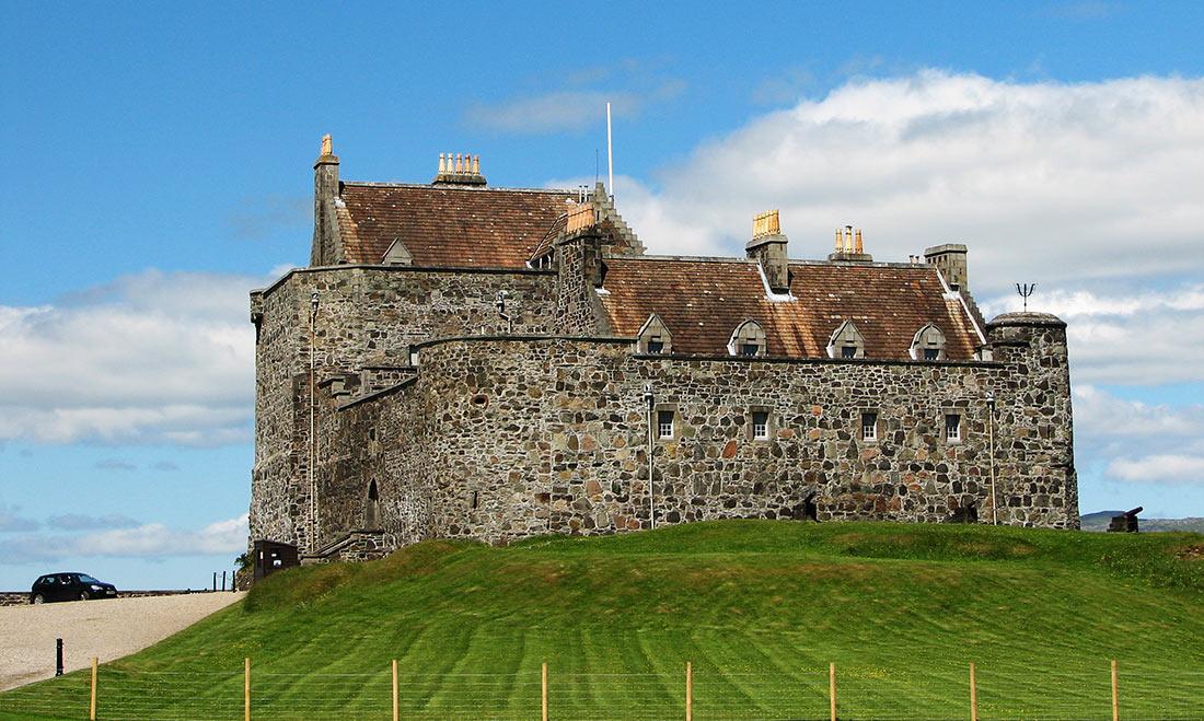 Замок Дуарт
