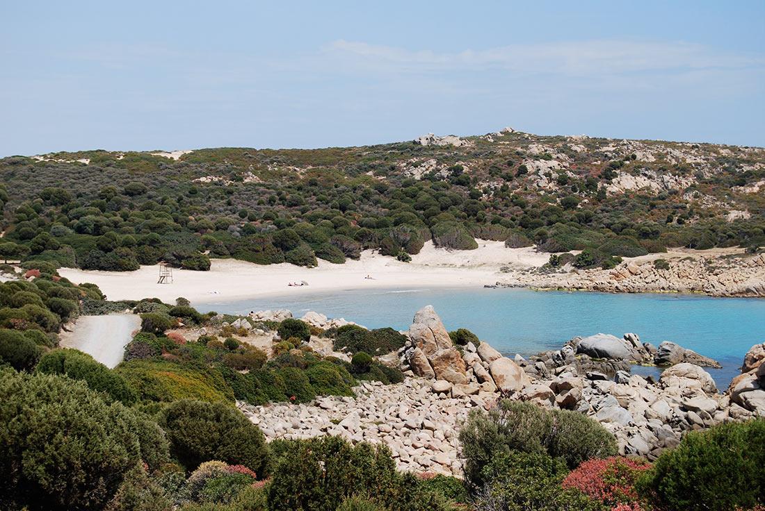 Байя ди Киа, Сардиния
