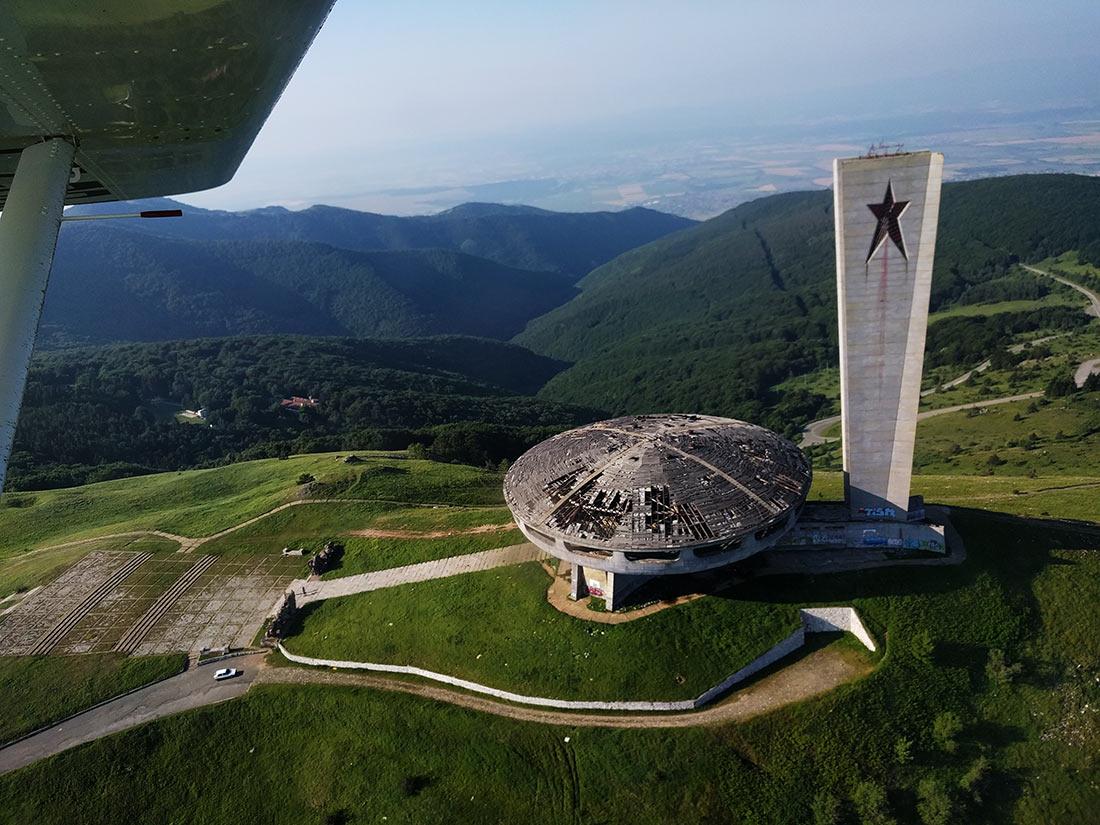 Монумент Бузлуджа, Болгария