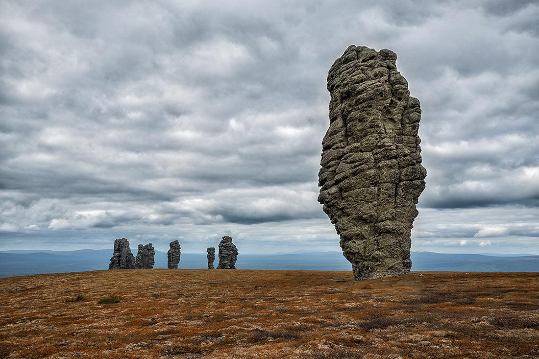 Семь гигантов, Сибирь, Россия