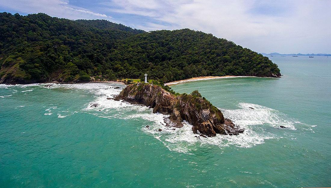 остров Ко Ланта в Таиланде