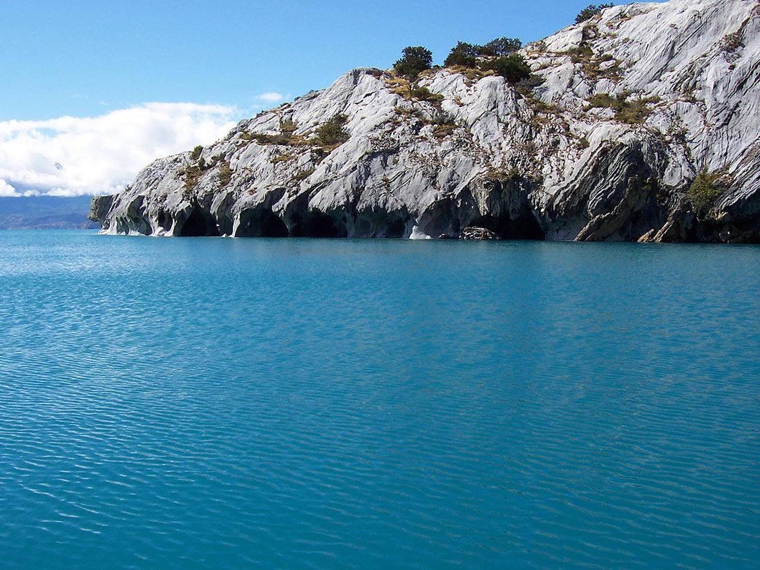 озеро Хенераль-Каррера