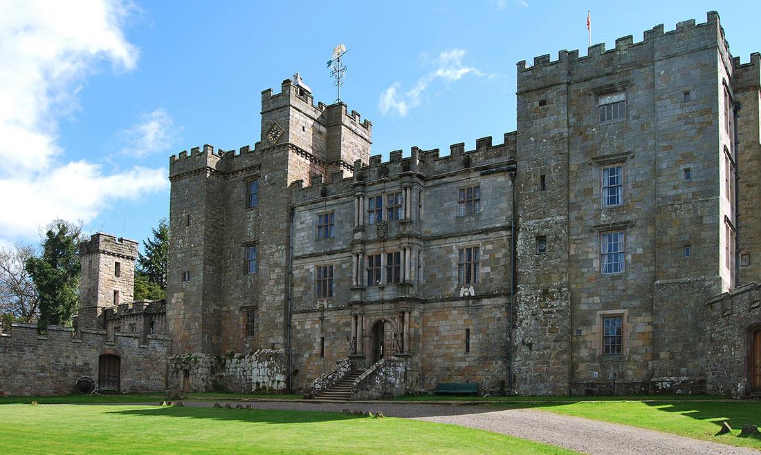 Замок Чиллингем