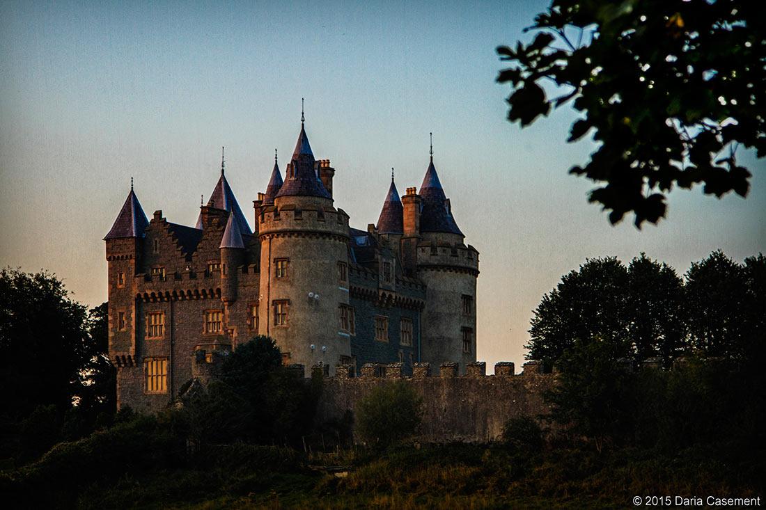 Замок Киллили, Северная Ирландия