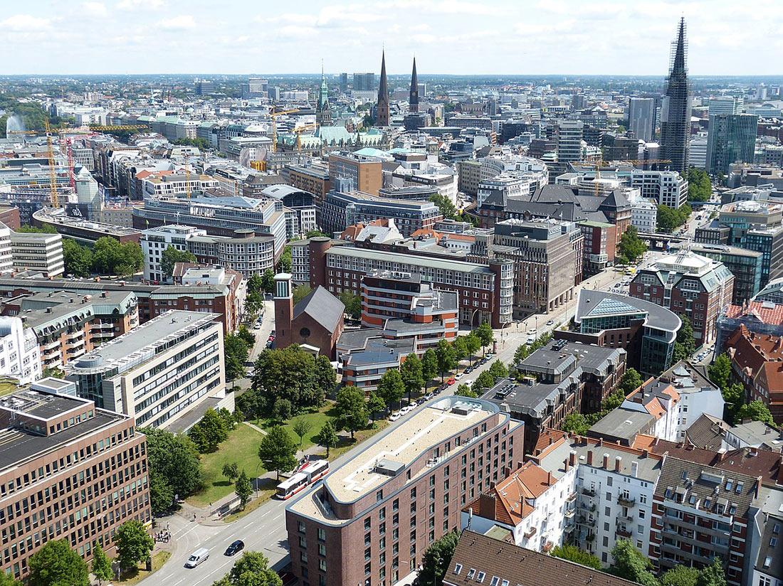 Гамбург, Германия