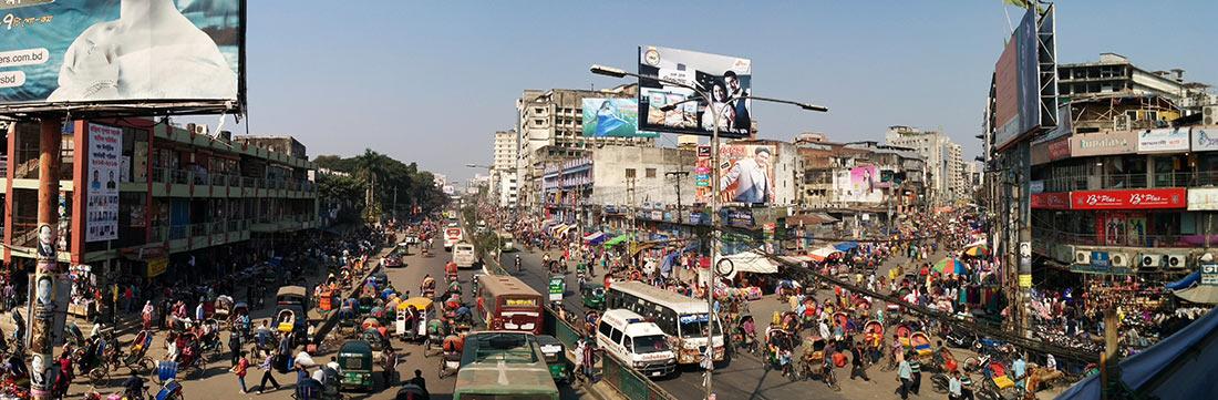 Дакка, Бангладеш
