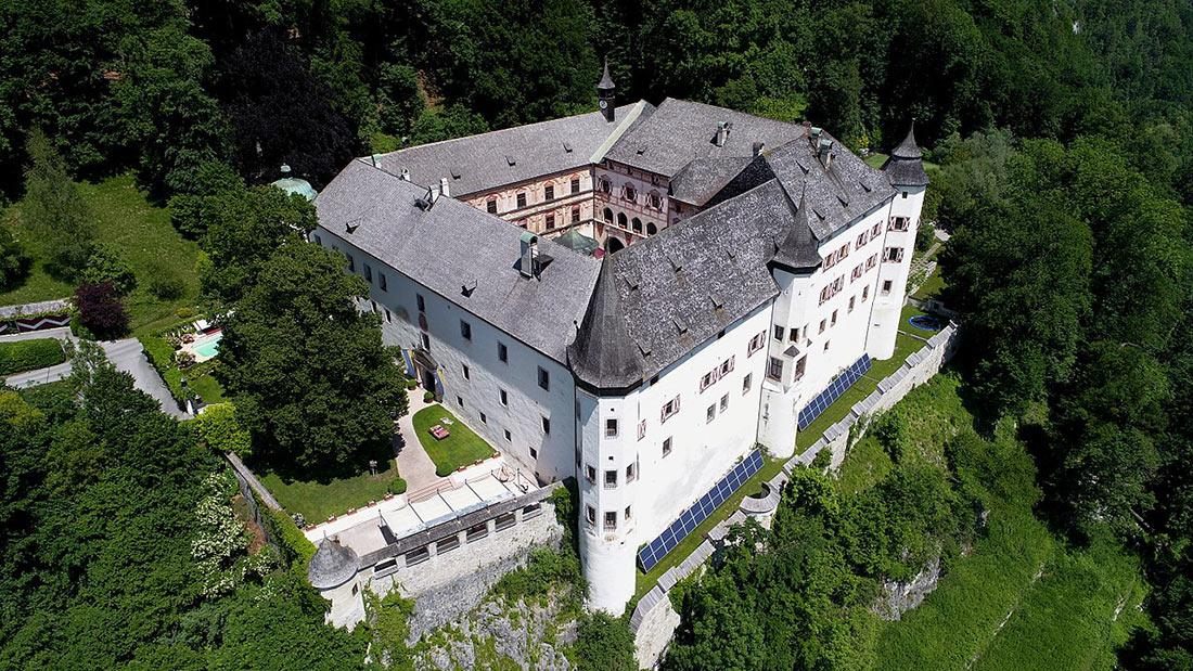 Замок Тратцберг