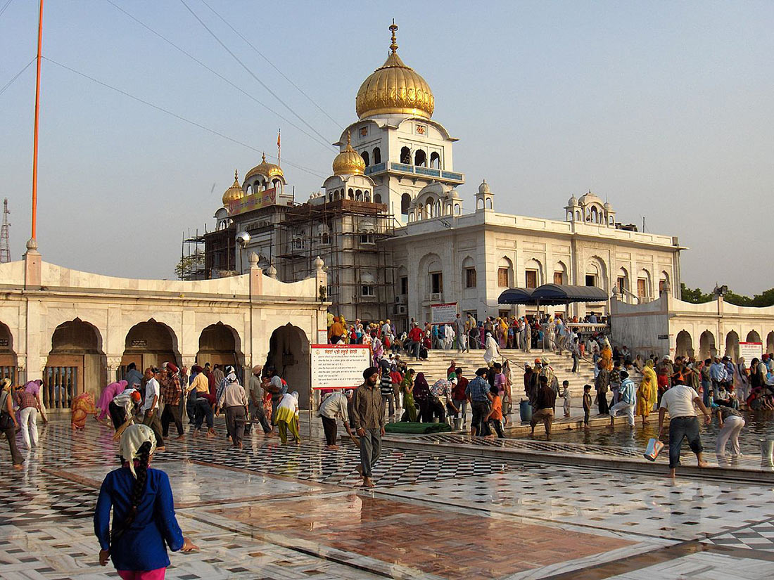 Нью-Дели, Индия
