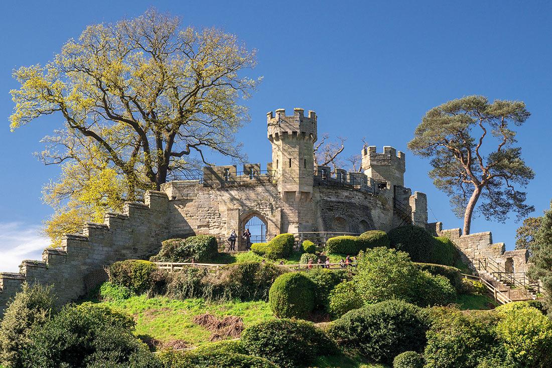 Уорикский замок, Англия